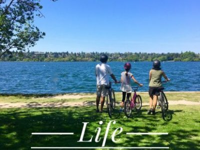 Best of Warm-Weather Seattle:  All the Outdoors!