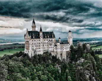 Neuschwanstein Castle:  A Real-Life Disney Castle
